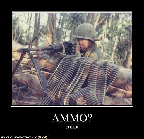 AMMO? CHECK