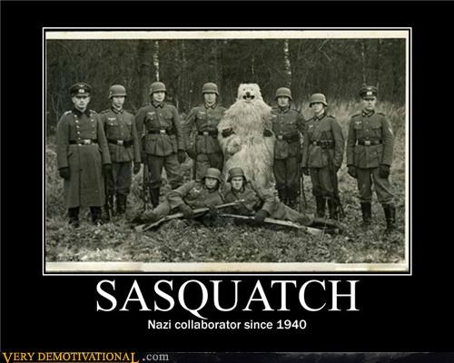 1940 collaborator nazi sasquatch - 4425550592