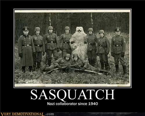 1940 collaborator nazi sasquatch - 4425550592