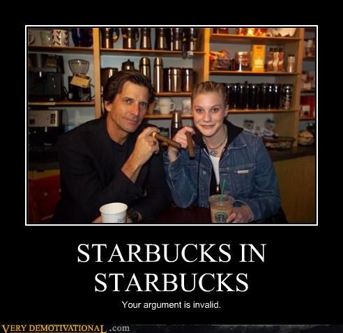 cigars,coffee,starbuck,Starbucks