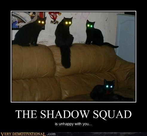 Cats ICO shadow squad video games - 4425670912
