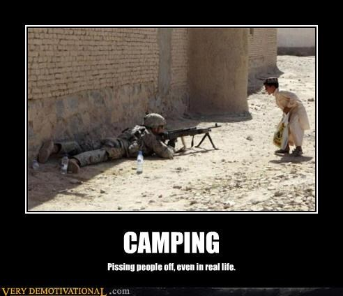 angry,camping,soldier,wtf