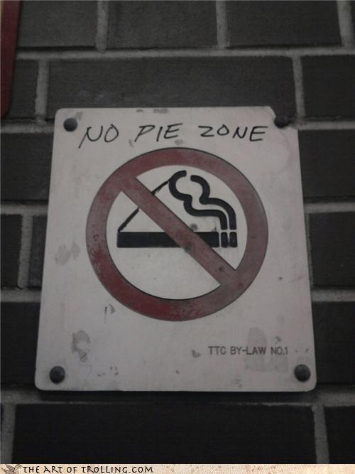 cake IRL lie pie Portal smoking zone - 4426561536