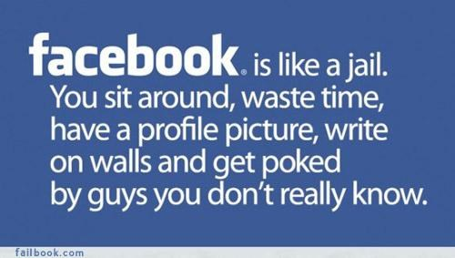 facebook graphic jail lol