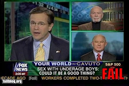 bad idea caption failboat fox news innuendo little boys news sex television - 4426801152
