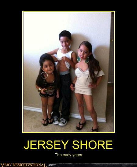 costume jersey shore kids Snookie - 4427067136