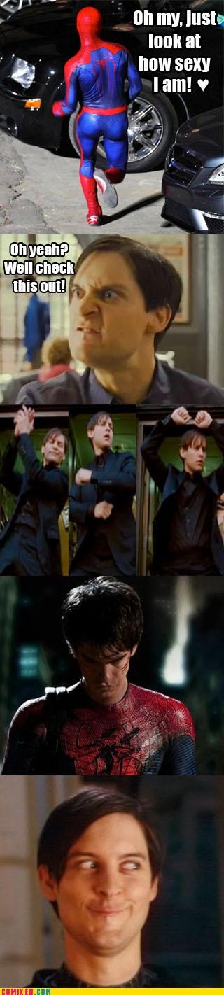 dance,reboot,sexy,Spider-Man