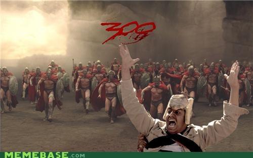 300 bread bread guy egypt helmet Memes Protest - 4427248128
