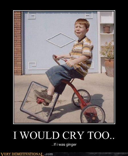 cry kid Square bike - 4428134400