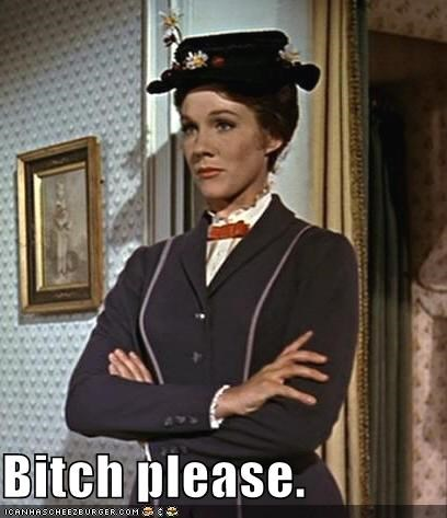 actor celeb funny Hall of Fame Julie Andrews mary poppins - 4428595968