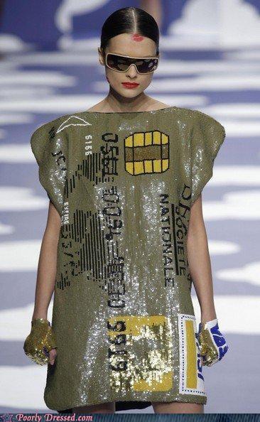 card credit card dress fashion visa - 4429148928