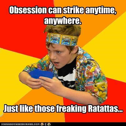 obsession pokemanz Pokémemes ratattas - 4430350336