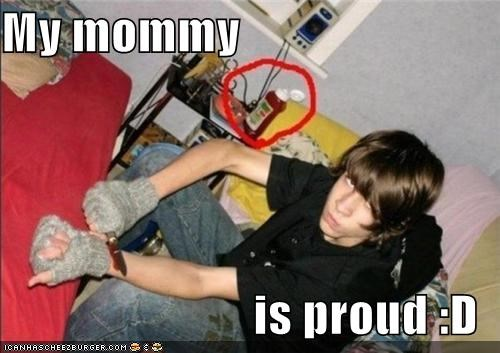 My mommy is proud :D