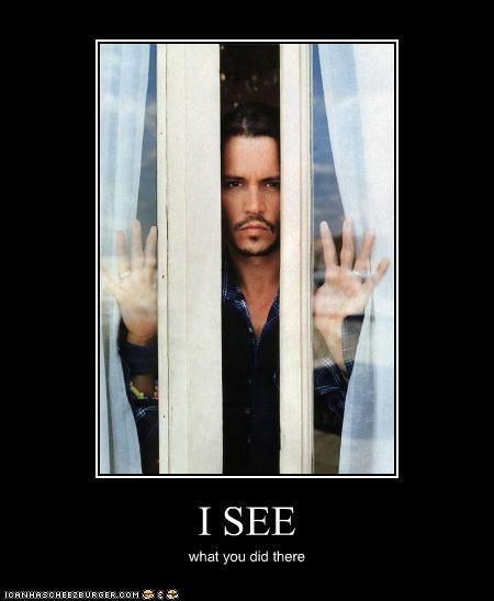actor celeb demotivational funny Johnny Depp - 4430867200