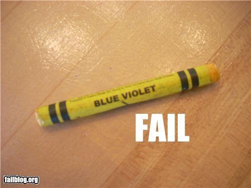classic colors crayons failboat names oops - 4430942720
