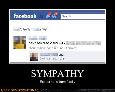 uh oh,family,sympathy