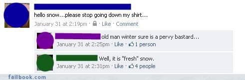 lol,puns,weather,witty comebacks