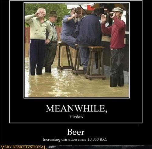 beer wtf pee flood - 4432642816