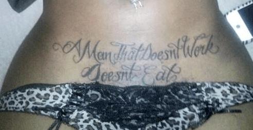 wtf tattoos funny - 4433643776