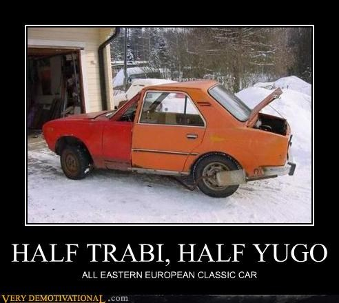car trabi yugo eastern europe classic - 4433867264