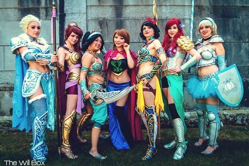 disney cosplay list disney princesses - 443397