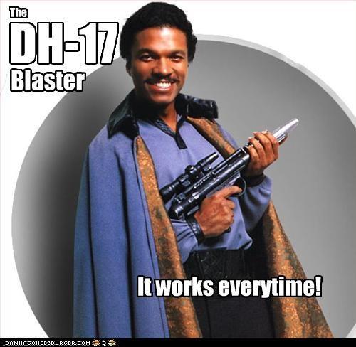 actor Billy Dee Williams celeb funny sci fi star wars - 4434812928