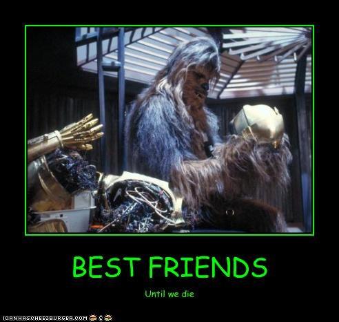 BEST FRIENDS Until we die