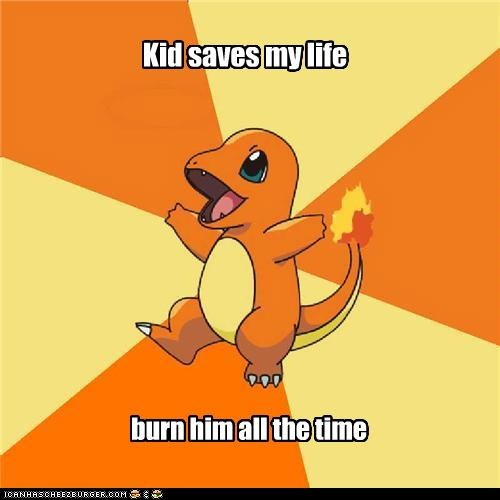 burninate charmander pokemanz Pokémemes - 4436594176