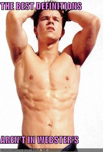 actor celeb funny Mark Wahlberg sexy