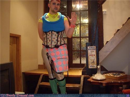 corset cross dresser jetsons weird wtf