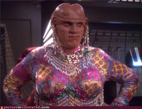 Deep Space Nine ferengi lifetime Star Trek wtf