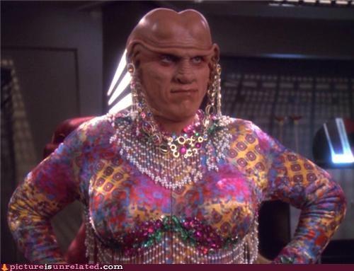 Deep Space Nine ferengi lifetime Star Trek wtf - 4437582336