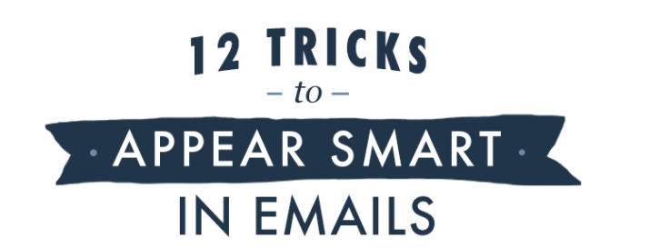 smart emails infographics tricks - 4438277