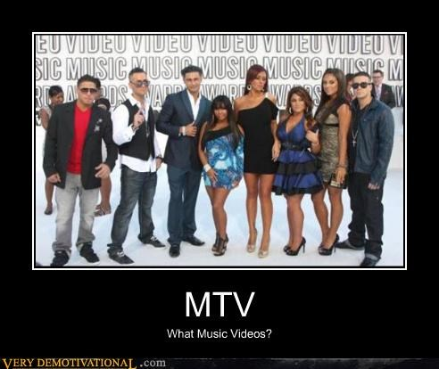 MTV What Music Videos?