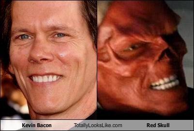 kevin bacon Red Skull - 4439697920