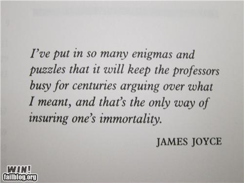 books college Ireland james joyce reading school - 4440990720