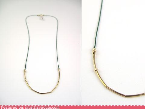 accessories amore Jewelry love morse code necklace - 4441197568