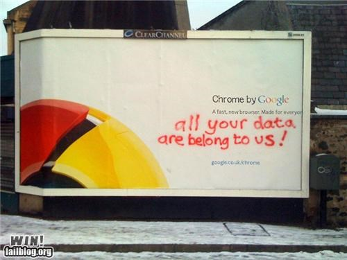billboard,google,hacked irl,internet browsers,truth