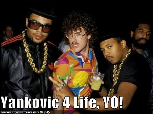 funny,Hall of Fame,Music,Run DMC,weird al
