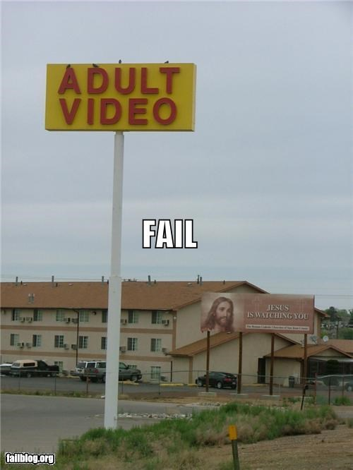 adults,classic,failboat,jesus,religion,signs