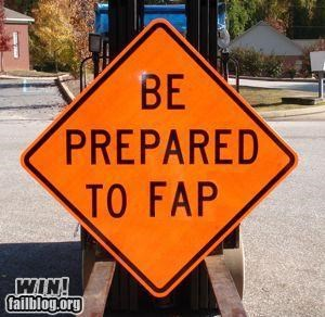 fap hacked road signs signs - 4443487488