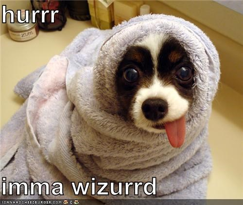 are you a wizard derp goggies tongue - 4443522304