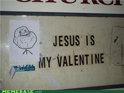 church jesus The Internet IRL valentine - 4443761920