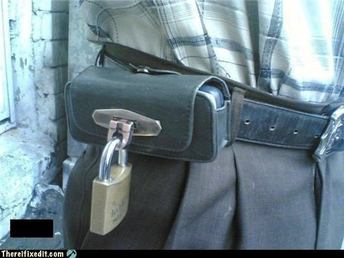 cell phones clothing locked up wtf - 4444311808