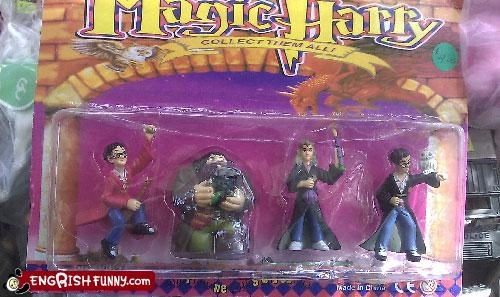 Harry Potter lawsuit toy WoW