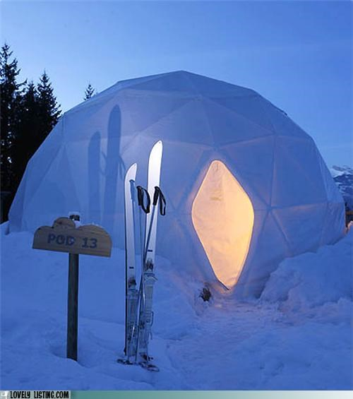 hotel igloo pod Switzerland - 4445123072