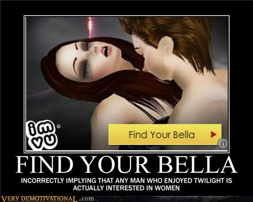 imvu bella twilight idiots - 4446420992