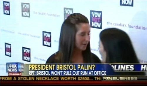 Chyron Dear God No fox news palin screengrab - 4446550528