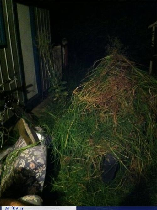 camouflage,ghillie suits,passed out,stacking