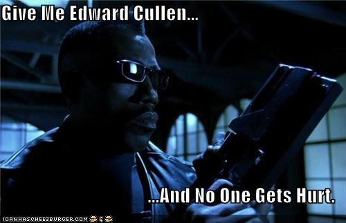 actor blade celeb edward cullen funny wesley snipes - 4447308544